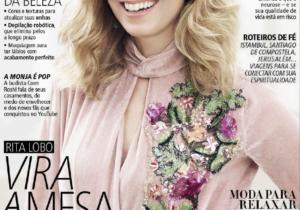 Capa Claudia abril 2017